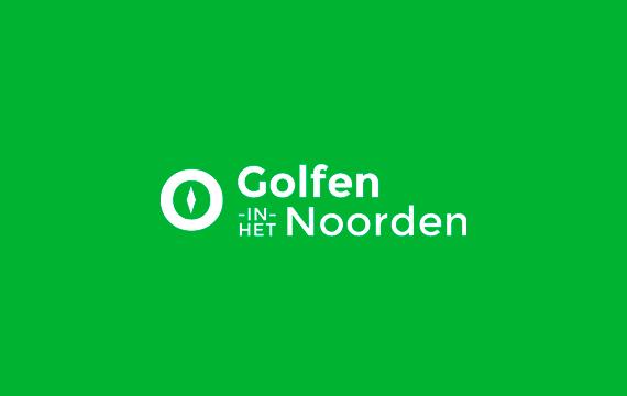 vormgeving logo groningen golfen