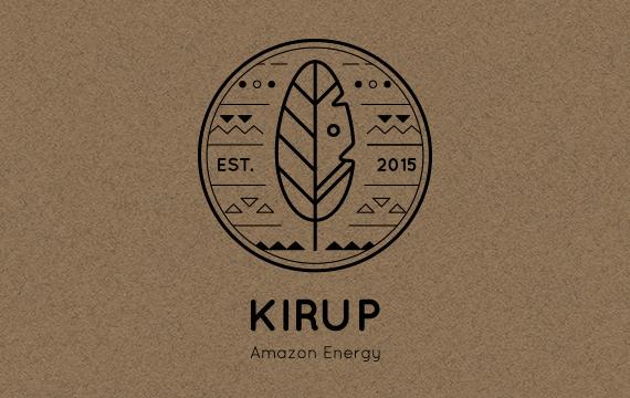 vormgeving logo groningen kirup