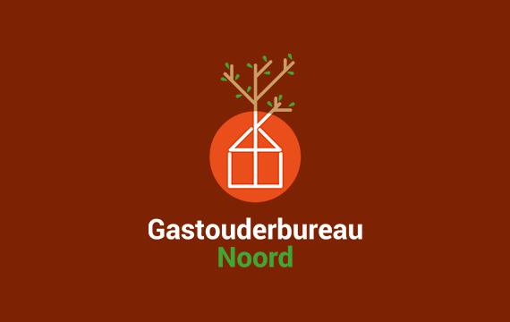 vormgeving logo groningen gastouderbureaunoord